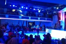 танцпол для соревнований